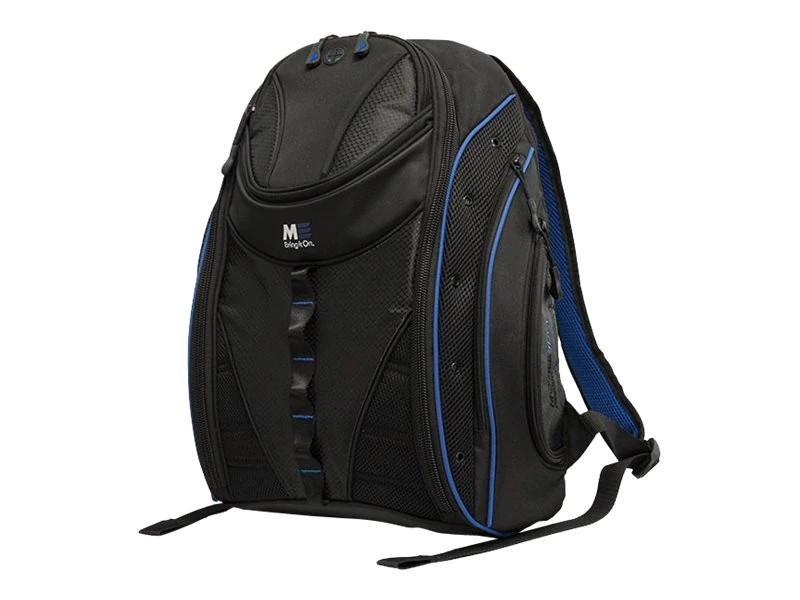 Рюкзак MobilEdge Express Backpack 2.0 Black-Royal Blue Trim MEBPE32