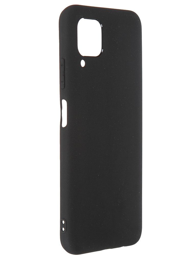 Чехол Svekla для Huawei P40 Lite Black SV-SGHWP40LITE-MBL