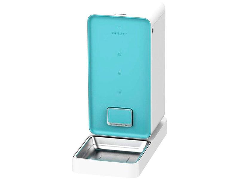 цена на Автоматическая кормушка Xiaomi Petkit Fresh Element Blue