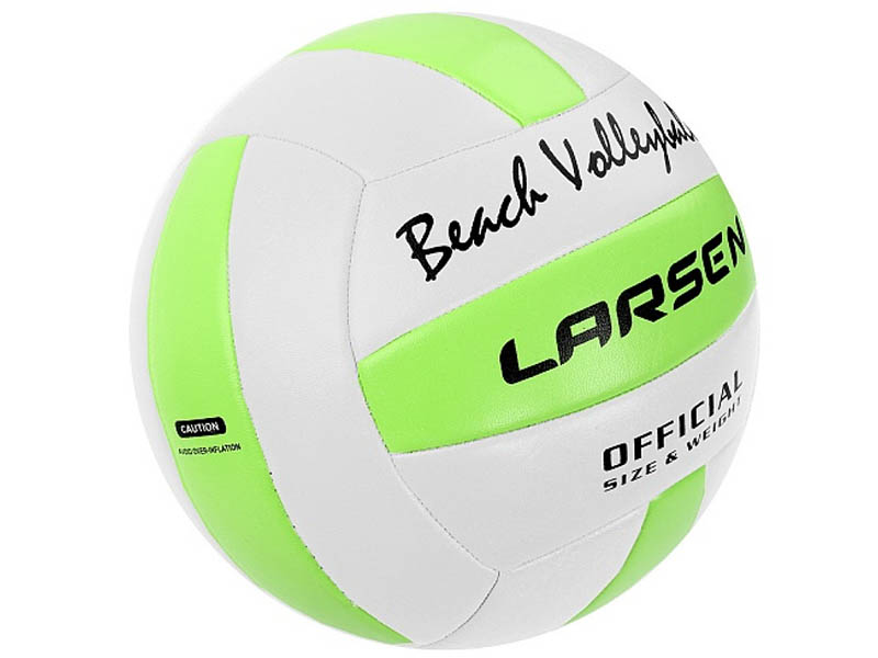 Мяч Larsen Beach Volleyball Green 356921