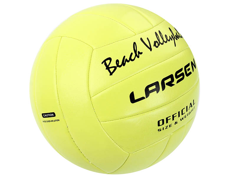 Мяч Larsen Beach Volleyball Lime 348670