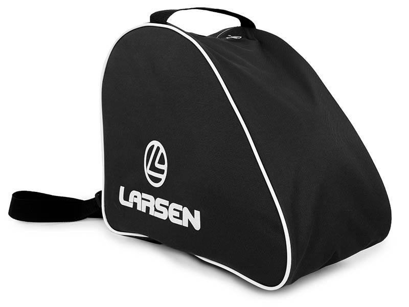 Сумка для роликов и коньков Larsen 6400 Black сумка для роликов fit 26 литров