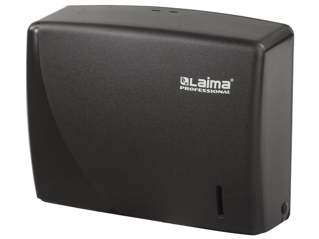 Диспенсер для полотенец Лайма Professional Original Black 605760