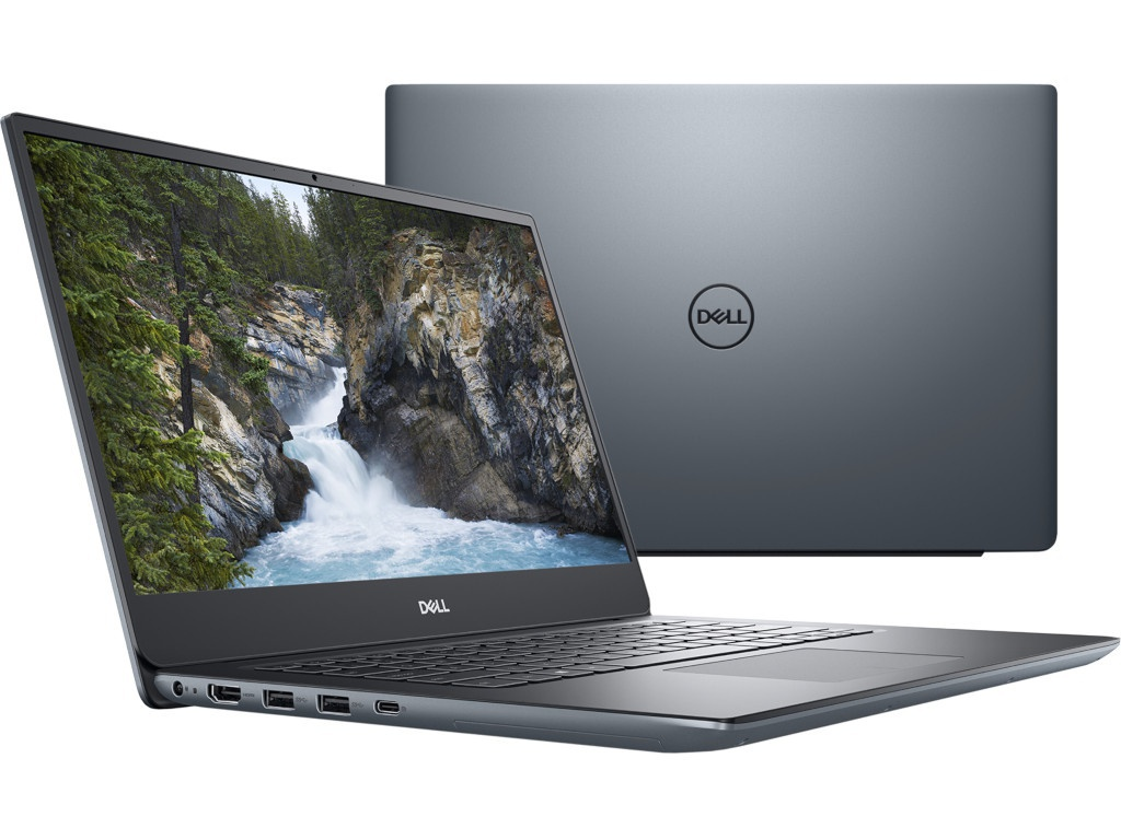 Ноутбук Dell Vostro 5490 Grey 5490-7705 (Intel Core i3-10110U 2.1 GHz/4096Mb/128Gb SSD/Intel HD Graphics/Wi-Fi/Bluetooth/Cam/14.0/1920x1080/Windows 10 Home 64-bit)