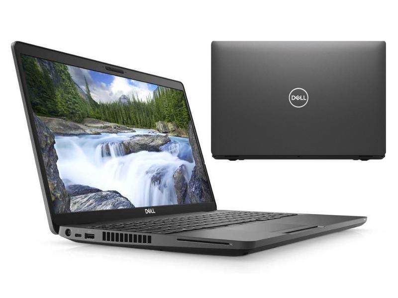 Ноутбук Dell Latitude 5501 Silver 5501-7643 (Intel Core i7-9850H 2.6 GHz/16384Mb/1000Gb + 256Gb SSD/Intel HD Graphics/Wi-Fi/Bluetooth/Cam/15.6/1920x1080/Windows 10 Pro 64-bit)