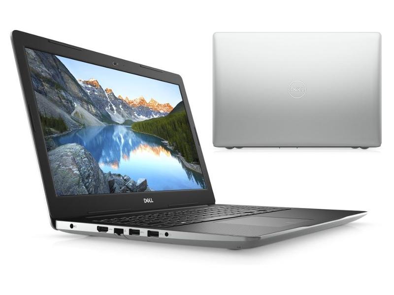 Ноутбук Dell Inspiron 3585 Silver 3585-7119 (AMD Ryzen 3 2300U 2.0 GHz/4096Mb/128Gb SSD/DVD-RW/AMD Radeon Vega 6/Wi-Fi/Bluetooth/Cam/15.6/1366x768/Windows 10 Home 64-bit)