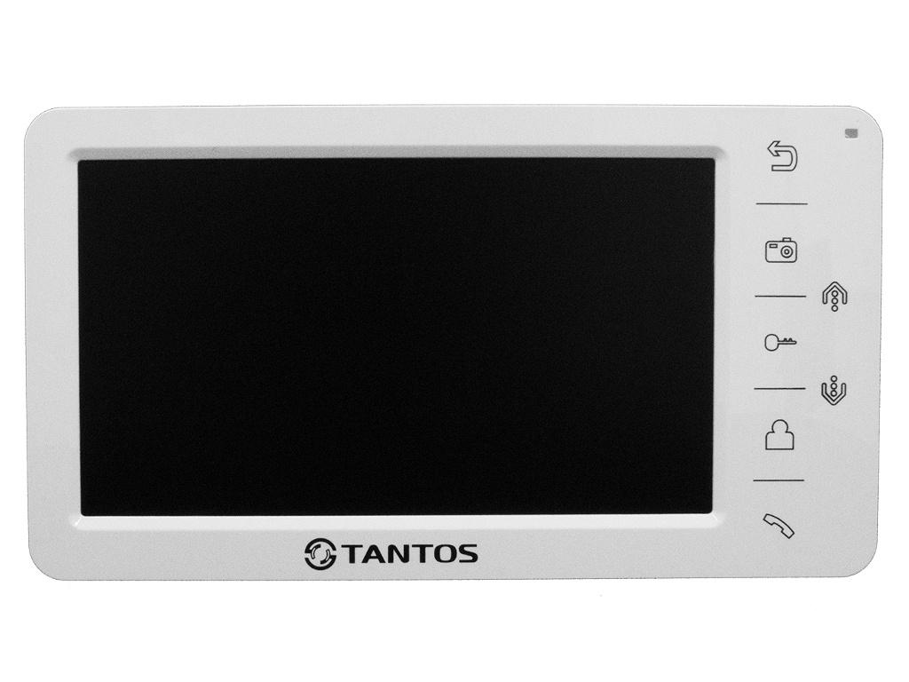 Видеодомофон Tantos Amelie SD White