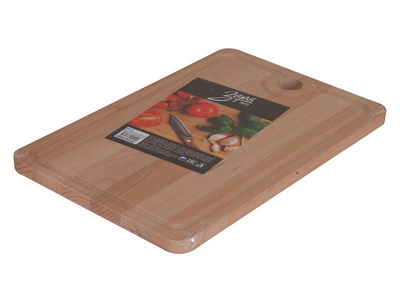 Доска разделочная Заря 20x30x1.2cm 633-07