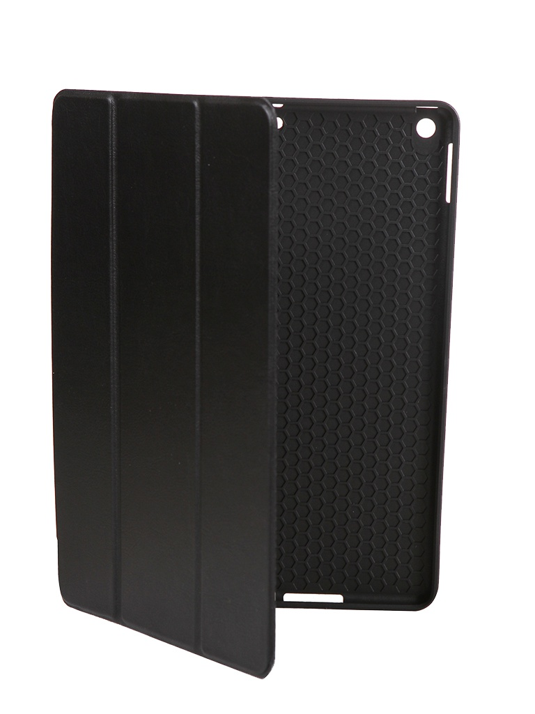 Чехол Gurdini для APPLE iPad 10.2 Retina Leather Series Pen Slot Black 911366