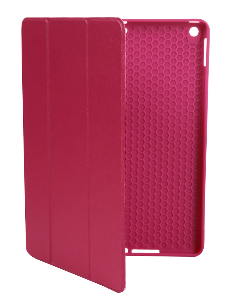 Чехол Gurdini для APPLE iPad 10.2 Retina Leather Series Pen Slot Crimson 911372