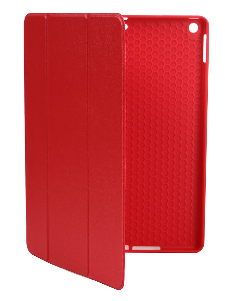 Чехол Gurdini для APPLE iPad 10.2 Retina Leather Series Pen Slot Red 911367