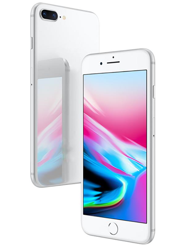 Сотовый телефон APPLE iPhone 8 Plus - 128Gb Silver MX252RU/A Выгодный набор + серт. 200Р!!!