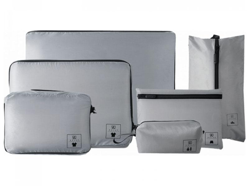 Сумка Xiaomi Mi 90 Points Basic Storage 6 предметов Grey