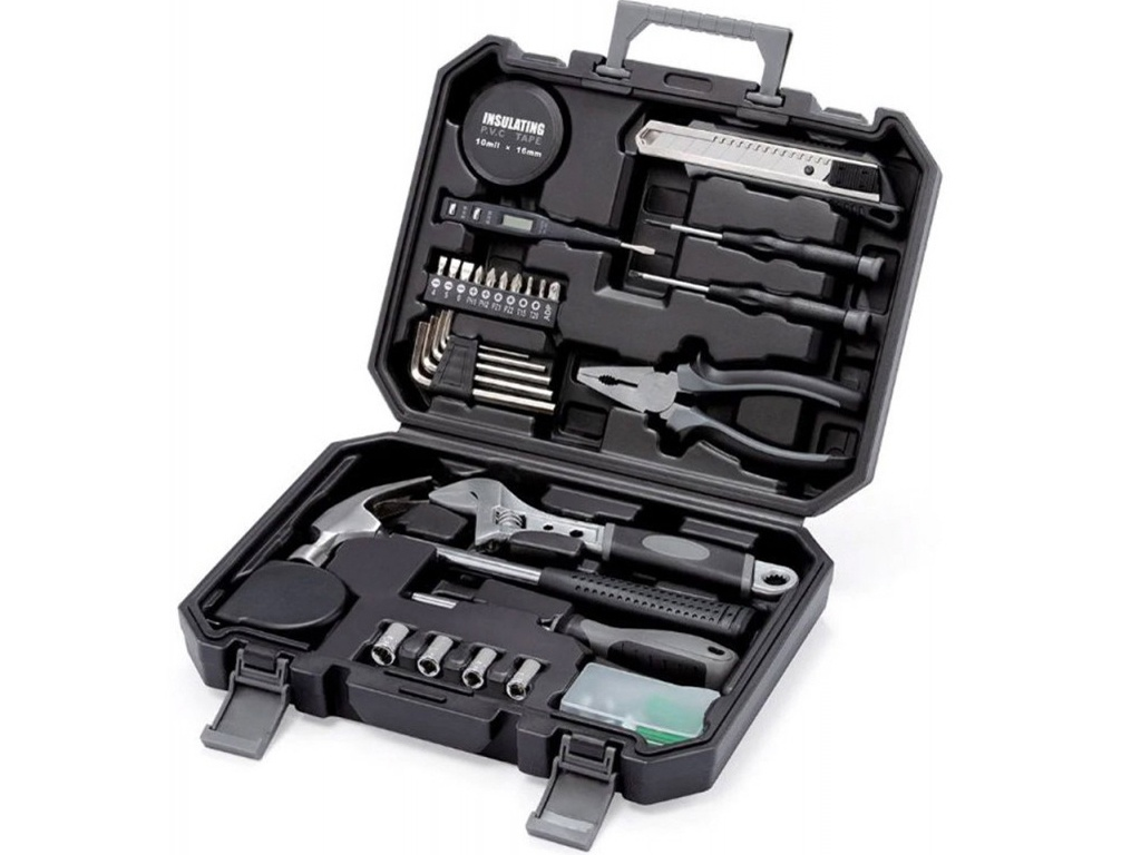 Набор инструмента Xiaomi Mi Jiuxun Tools Toolbox 60 in 1 Black