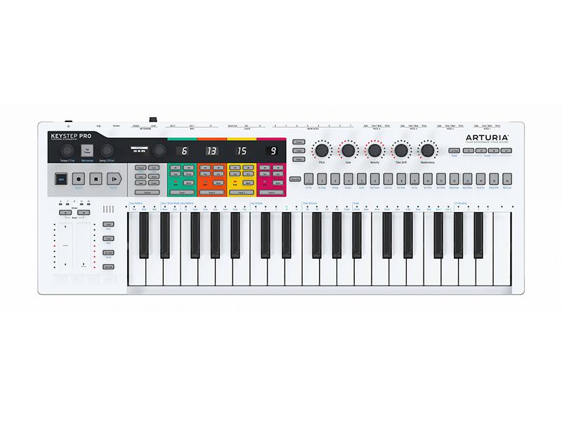 MIDI-клавиатура Arturia KeyStep Pro MCI57292