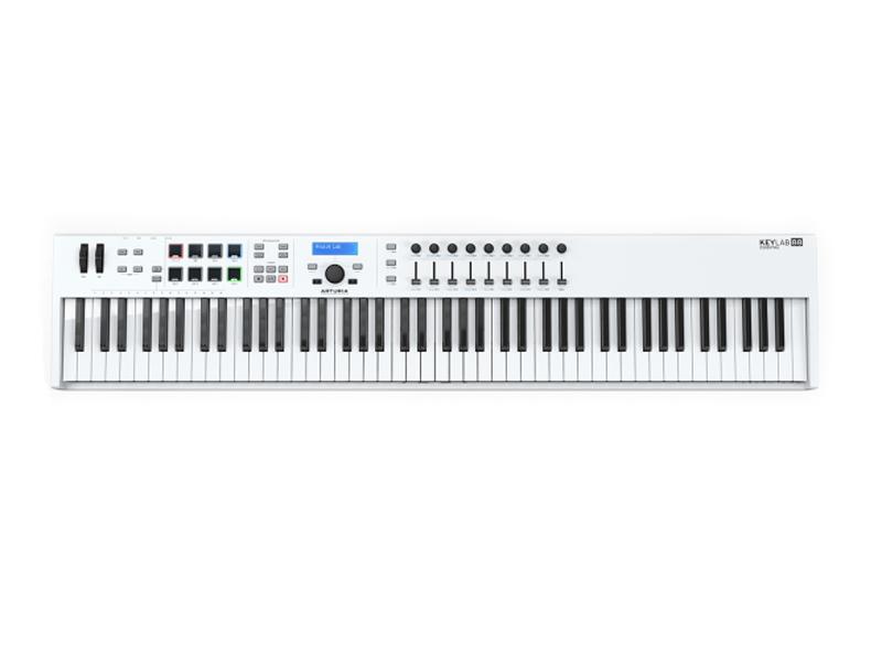 MIDI-клавиатура Arturia KeyLab Essential 88 MCI57290