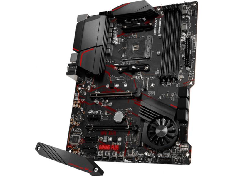 Материнская плата MSI MPG X570 Gaming Plus Выгодный набор + серт. 200Р!!!