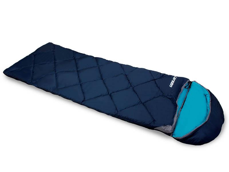 Cпальный мешок Larsen 350L-1 Blue 336094