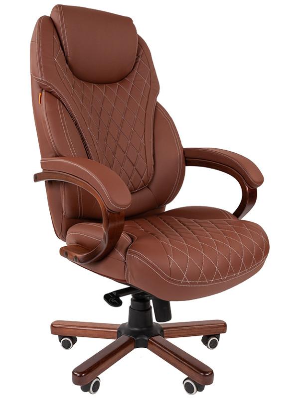 Компьютерное кресло Chairman 406 Brown