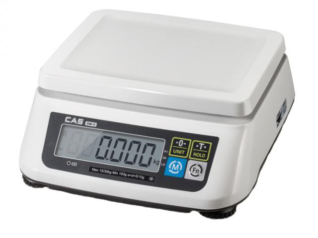 Весы Cas SWN-15 весы cas ad 25