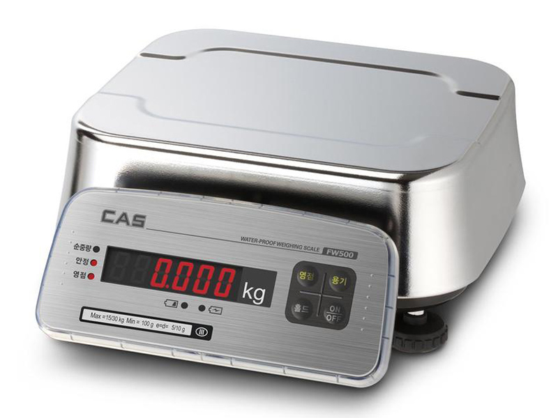 Весы Cas FW500-06E