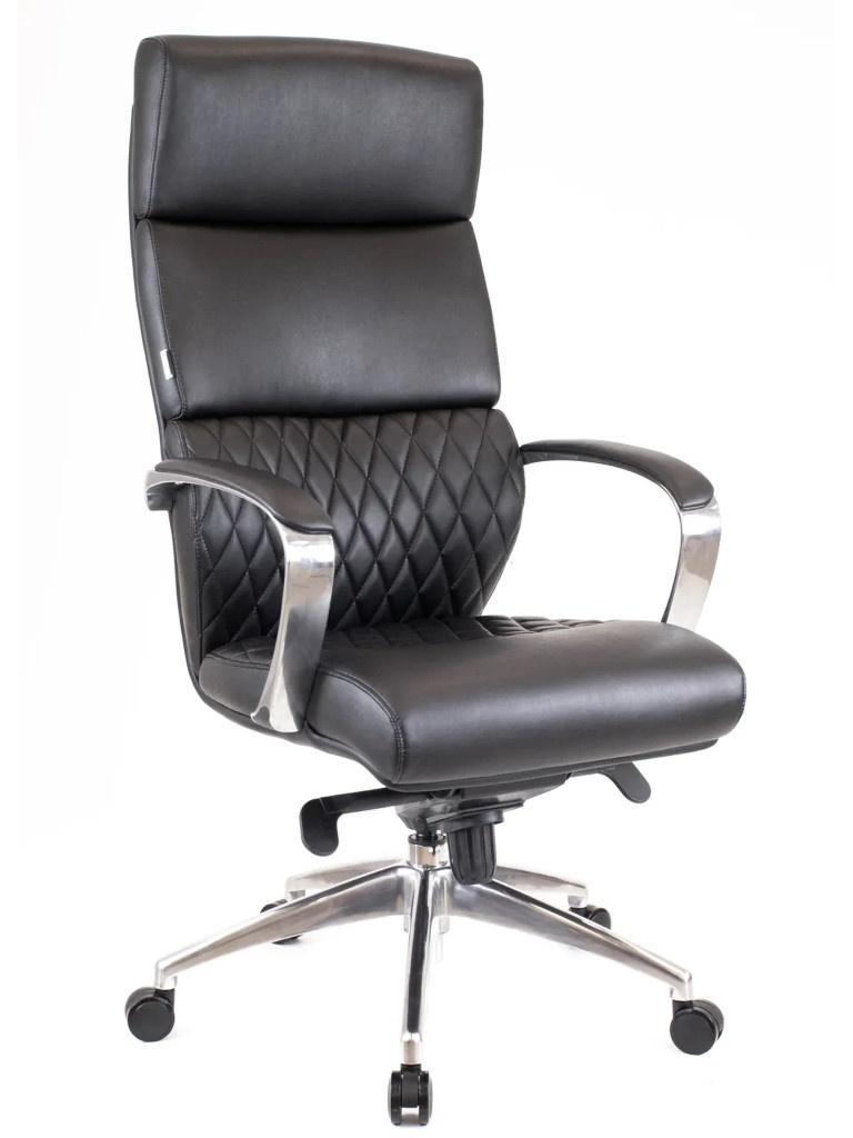 Компьютерное кресло Everprof President кожа Black