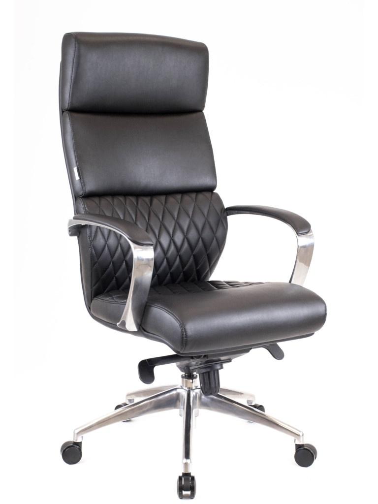 Компьютерное кресло Everprof President экокожа Black