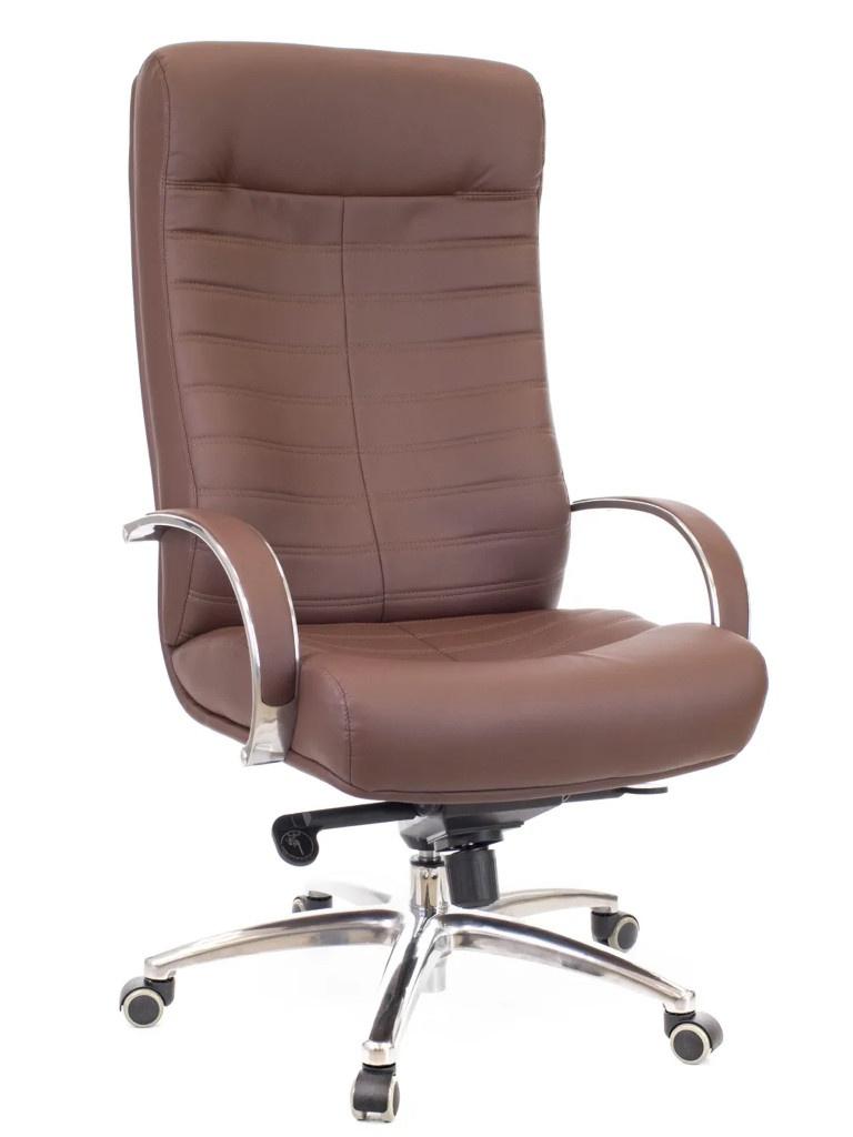 цена на Компьютерное кресло Everprof Orion AL M кожа Brown