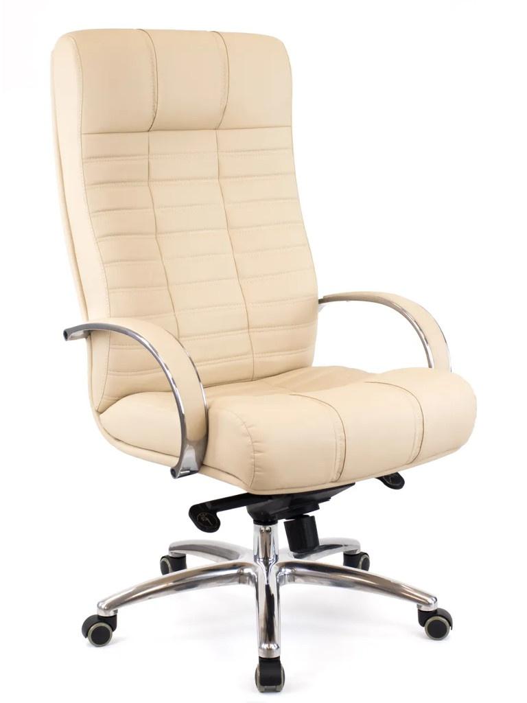 Компьютерное кресло Everprof Atlant AL M кожа Beige
