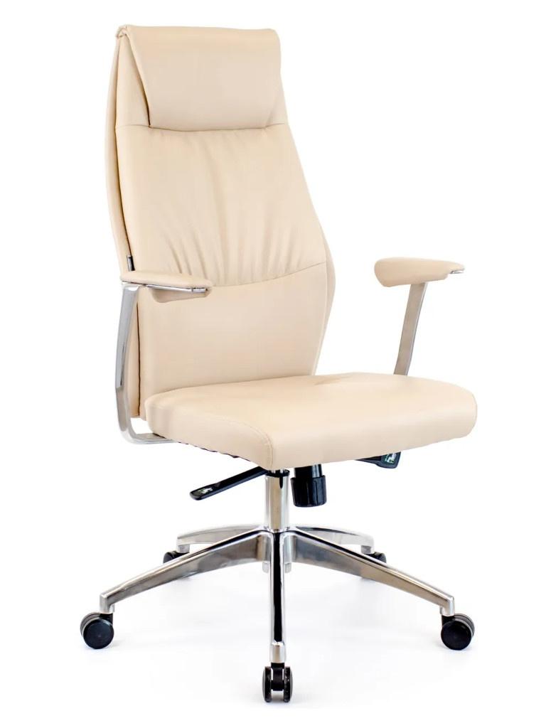 Компьютерное кресло Everprof London экокожа Beige
