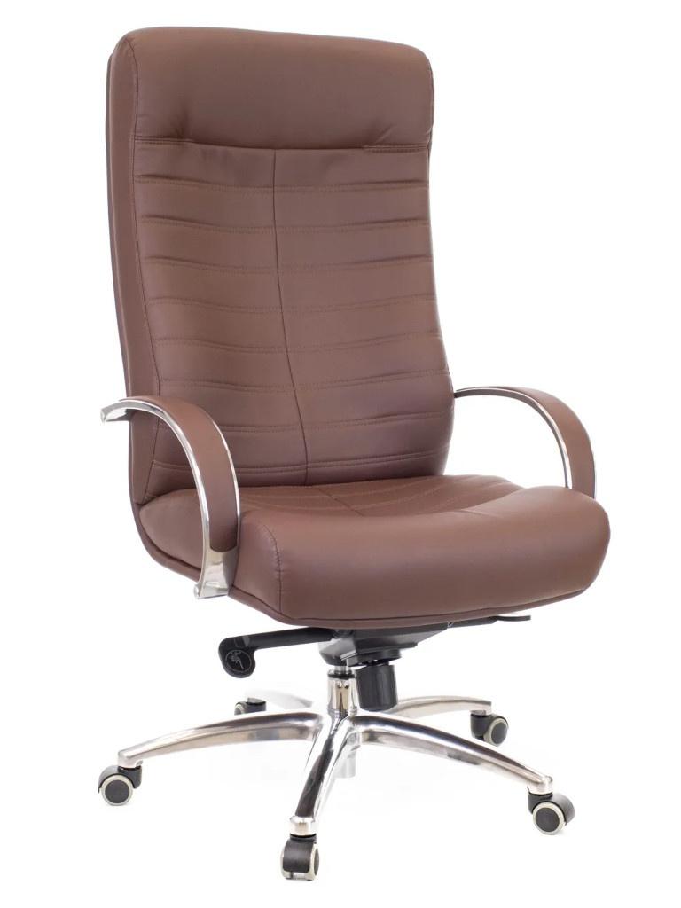 цена на Компьютерное кресло Everprof Orion AL M экокожа Brown