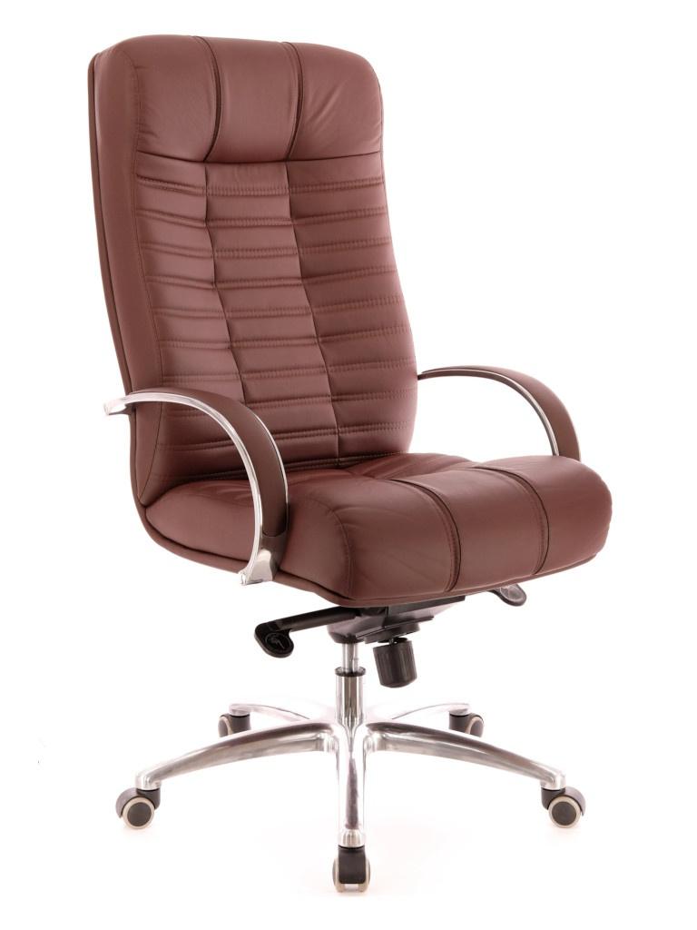Компьютерное кресло Everprof Atlant AL M экокожа Brown