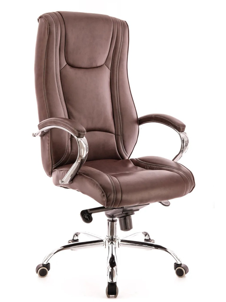 цена на Компьютерное кресло Everprof Argo M экокожа Brown
