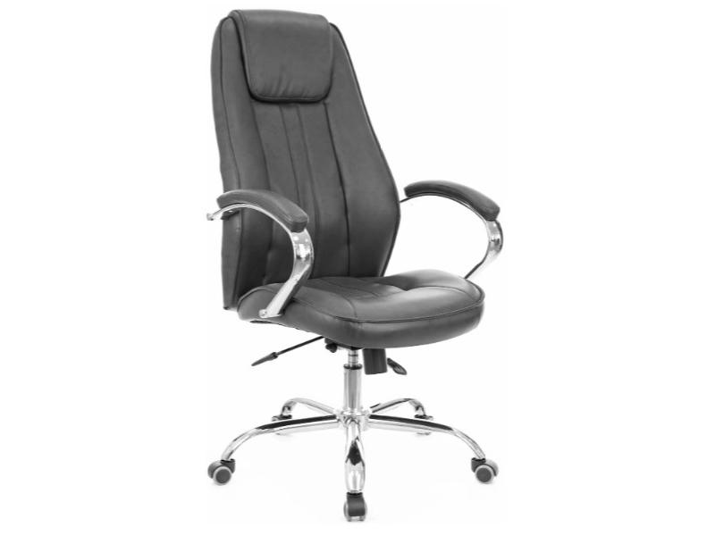 Компьютерное кресло Everprof Long TM экокожа Black