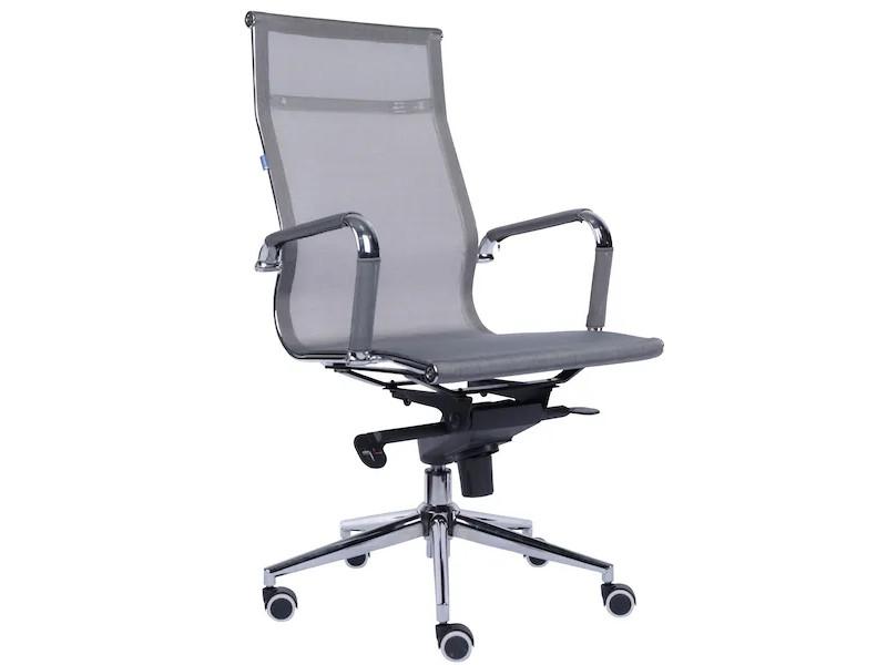 Компьютерное кресло Everprof Opera M сетка Grey