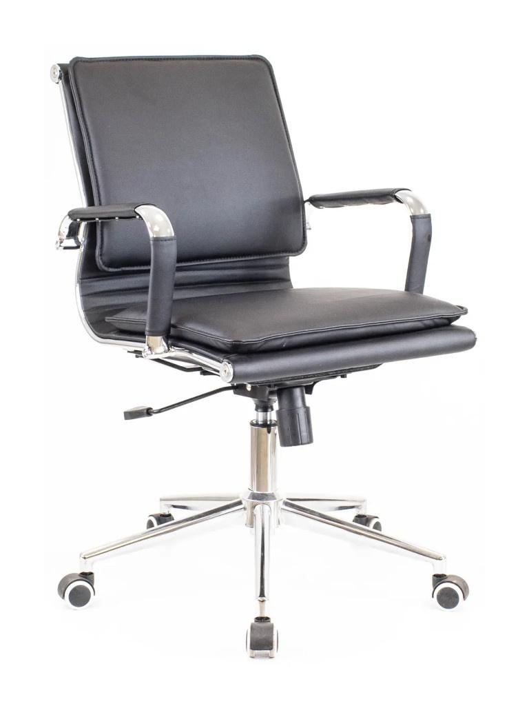 Компьютерное кресло Everprof Nerey LB T экокожа Black