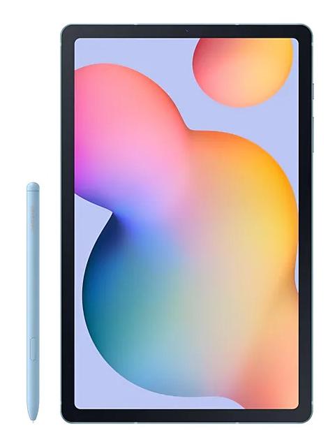 Планшет Samsung Galaxy Tab S6 Lite 10.4 LTE SM-P615 - 64Gb Blue SM-P615NZBASER (Exynos 9611 2.3 GHz/4096Mb/64Gb/GPS/LTE/3G/Wi-Fi/Bluetooth/Cam/10.4/2000x1200/Android)