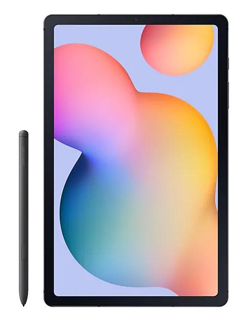 Планшет Samsung Galaxy Tab S6 Lite 10.4 SM-P610 - 64Gb Grey SM-P610NZAASER (Exynos 9611 2.3 GHz/4096Mb/64Gb/GPS/Wi-Fi/Bluetooth/Cam/10.4/2000x1200/Android) планшет samsung sm t835 galaxy tab s4 10 5 64gb lte black sm t835nzkaser qualcomm snapdragon 835 2 35 ghz 4096mb 64gb lte wi fi bluetooth cam 10 5 2560x1600 android
