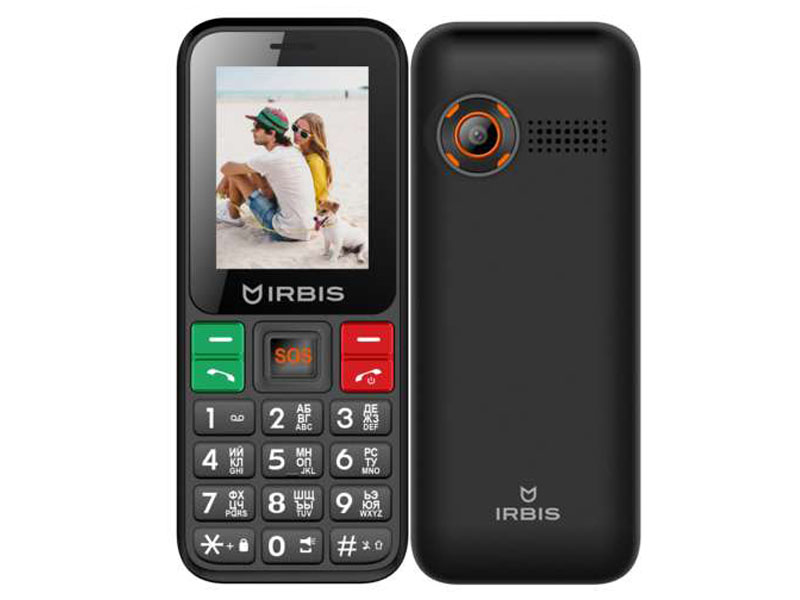 Сотовый телефон Irbis SF64O сотовый телефон irbis sf50 black