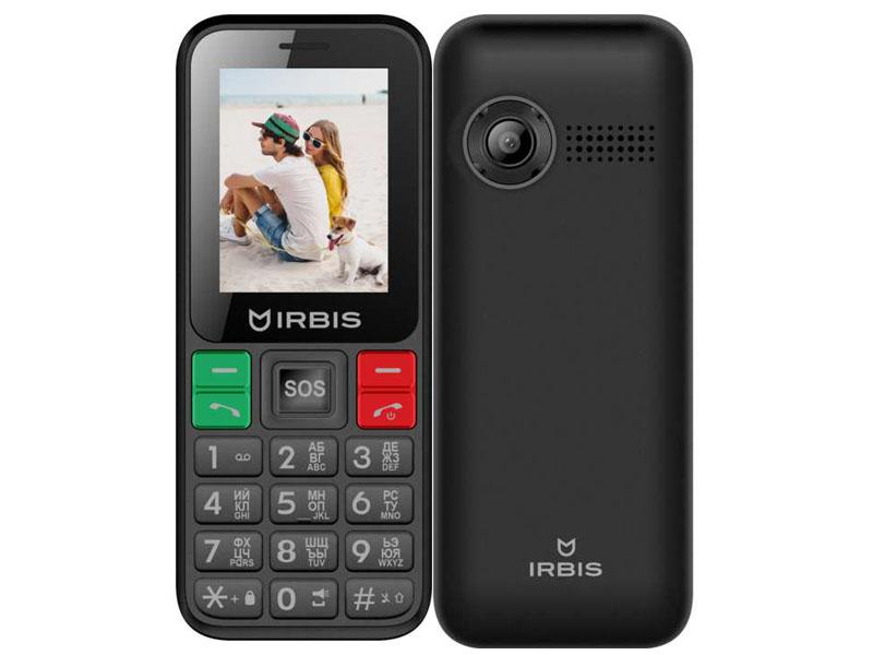 Сотовый телефон Irbis SF64B сотовый телефон irbis sp494b black