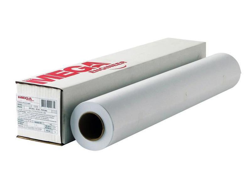 Бумага широкоформатная ProMega Engineer InkJet 610x50.8mm 45m 80g/m2 132534