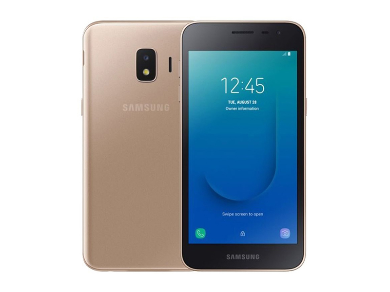Сотовый телефон Samsung SM-J260F Galaxy J2 Core 2020 Gold SM-J260FZDSSER
