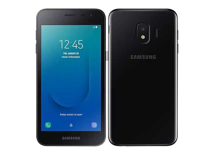 Сотовый телефон Samsung SM-J260F Galaxy J2 Core 2020 Black SM-J260FZKSSER