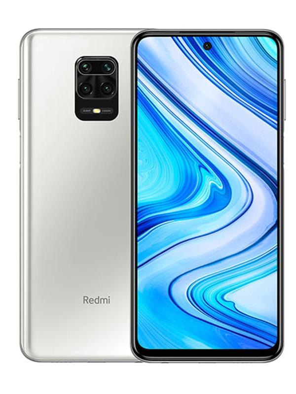 Сотовый телефон Xiaomi Redmi Note 9S 4/64Gb White телефон xiaomi mi a3 4gb 64gb серый global version
