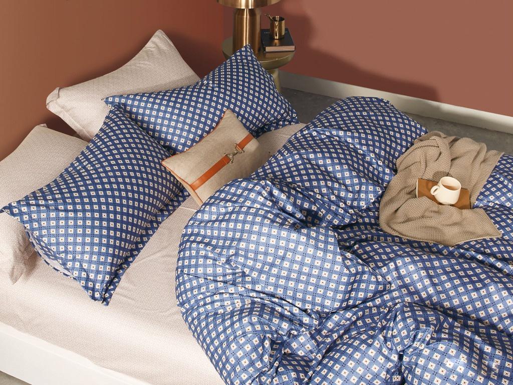 Постельное белье Cleo Satin Lux 15/494-SL Комплект 1.5 спальный Сатин покрывало cleo home cleo home mp002xu02l2r
