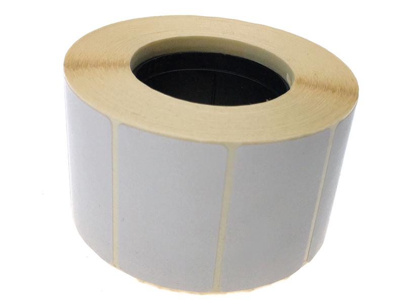 Термоэтикетки ТермоЭко 43x25mm 1000шт 43743