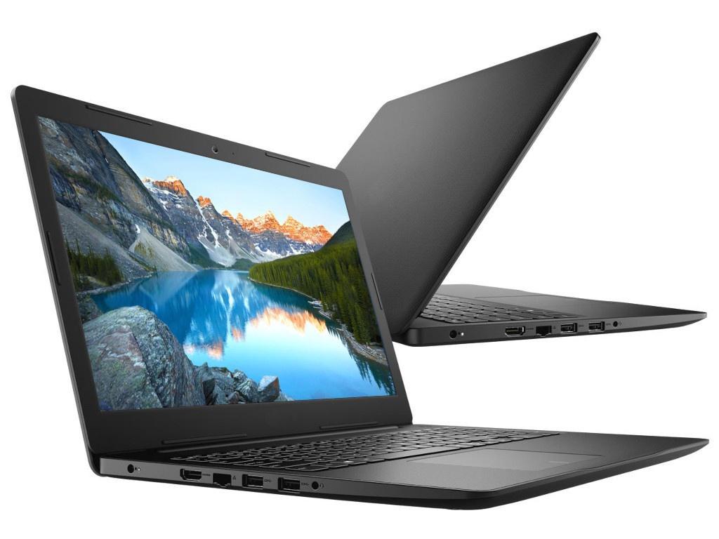 цена на Ноутбук Dell Inspiron 3583 Black 3583-8888 (Intel Celeron 4205U 1.8 GHz/4096Mb/500Gb/Intel HD Graphics/Wi-Fi/Bluetooth/Cam/15.6/1366x768/Linux)