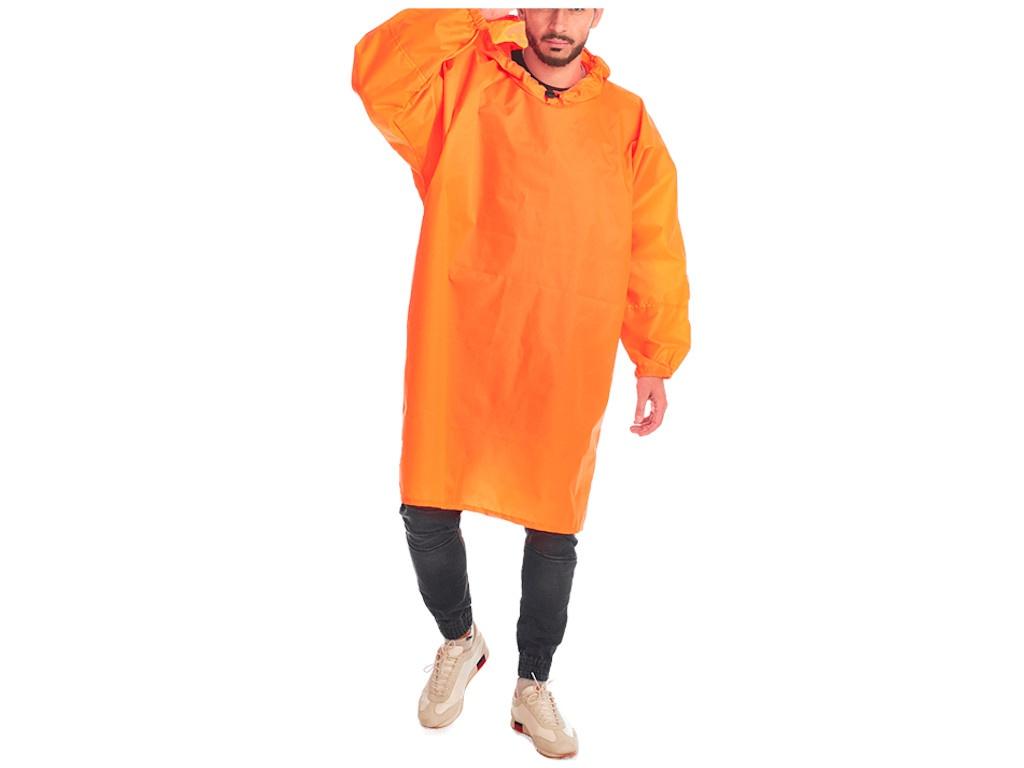 Плащ-дождевик Русский дождевик Артик р.UNI Fluorescent Orange