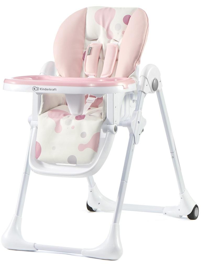 Стул Kinderkraft Yummy Pink KKKYUMMPNK0000