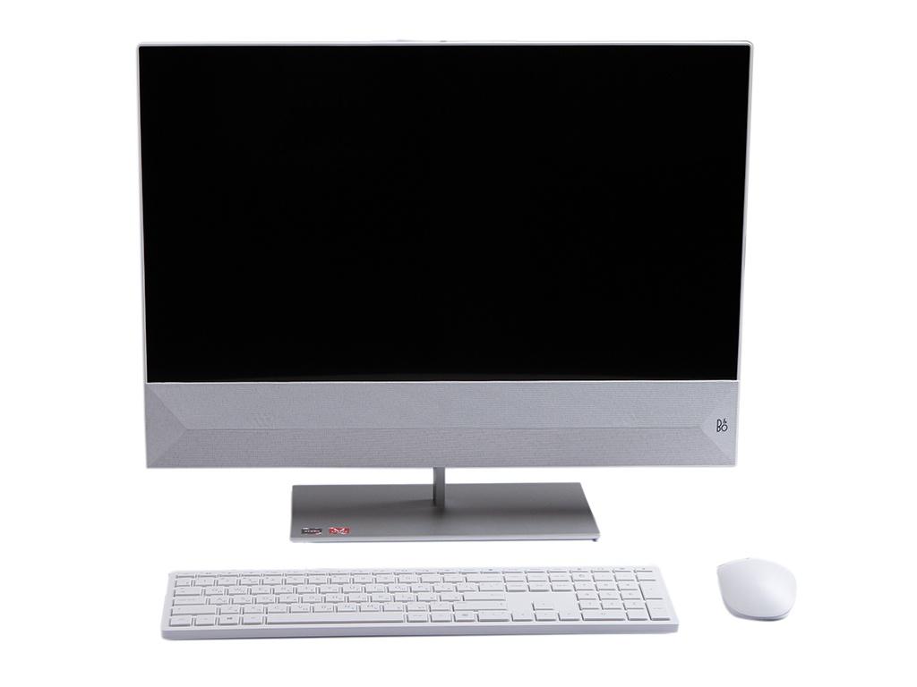 Моноблок HP Pavilion 24-xa1010ur White 7KH50EA (AMD Ryzen 3 3300U 2.1 GHz/4096Mb/128Gb SSD/AMD Radeon Vega 6/Wi-Fi/Bluetooth/Cam/23.8/1920x1080/Windows 10 Home 64-bit)